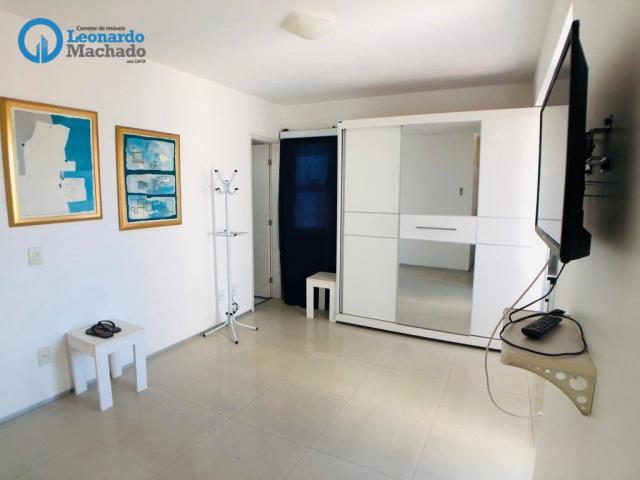 Apartamento residencial à venda, Meireles, Fortaleza. - Foto 10