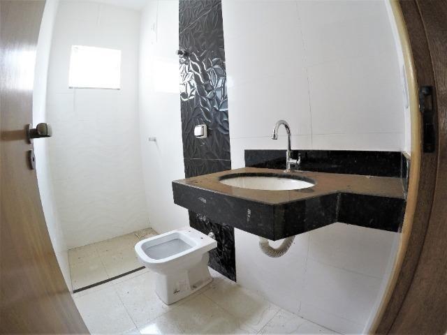 VN215 - Casa Nova com Fino acabamento no Bairro Novo Mundo - Vida Nova - Foto 17