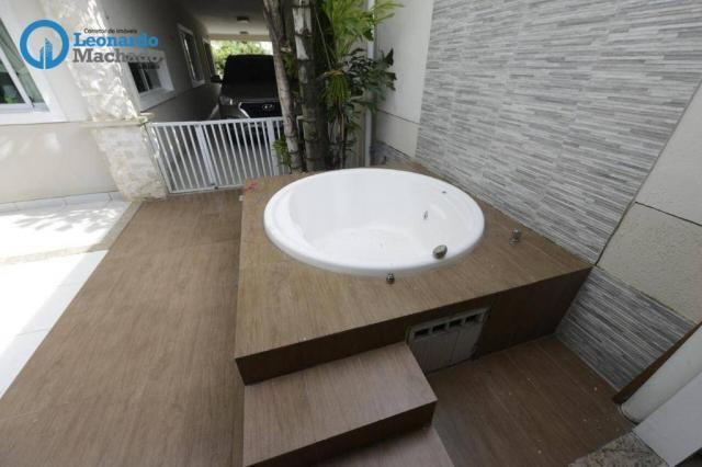 Casa com 4 dormitórios à venda, 335 m² por R$ 1.390.000 - Cambeba - Fortaleza/CE - Foto 16