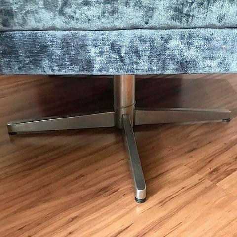 Cadeira giratória Jade - Foto 4