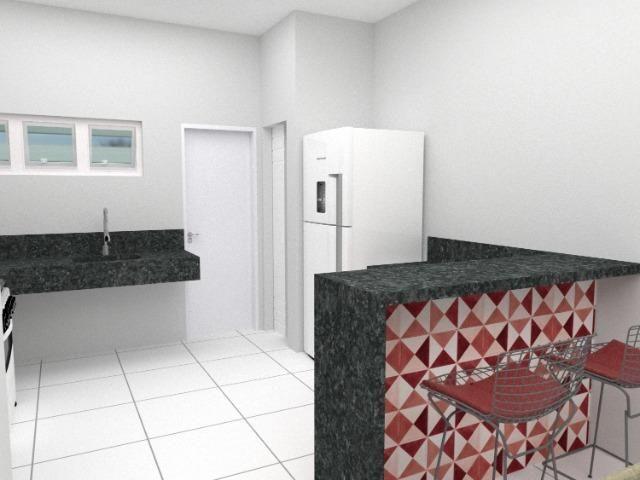Vendo casa nova em Parnaíba Bairro Planalto - Foto 7