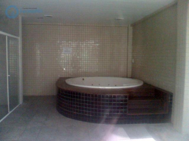 Apartamento com 3 dormitórios à venda, 115 m² por R$ 585.000 - Cocó - Fortaleza/CE - Foto 6