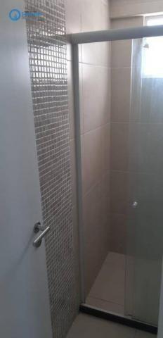 Apartamento com 3 dormitórios à venda, 78 m² por R$ 510.000 - Praia do Futuro - Fortaleza/ - Foto 6