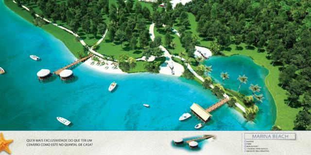 Caribe Golf & Spa Condomínio Resort - Lotes a partir de 600 m² - Beira Lago - Foto 13