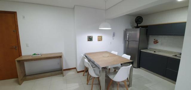 Apartamento Frente Mar, Mobiliado, 2 Quartos, Andar Alto, Balneário Piçarras - Foto 13
