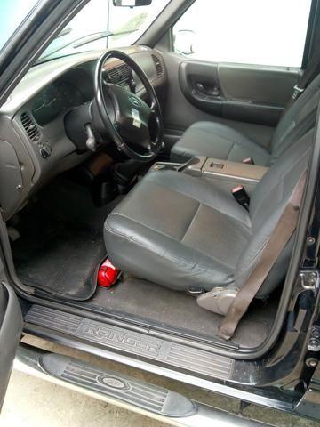 Ranger limited diesel 4x4 cabine dupla - Foto 7