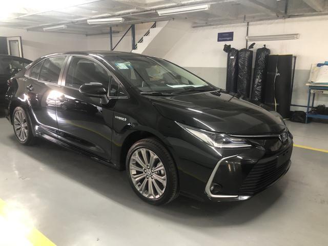 Corolla Altis Hybrid 2020 Blindado