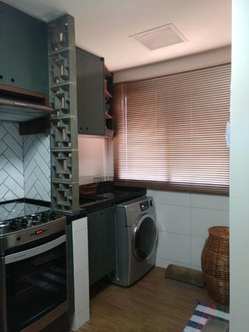 Apartamento personalizado acabamento de 1ª , pronto para mudar