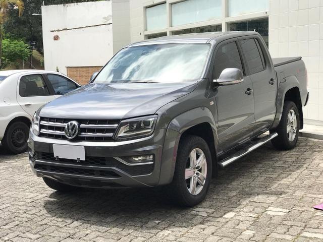 Volkswagen amarok highline tdi 4x4 at 2017, diesel - Foto 3