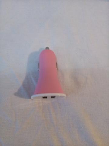 Carregador Veicular Colorido - Foto 6