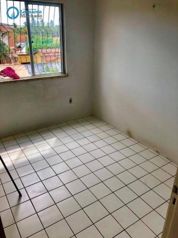 Apartamento com 2 dormitórios à venda, 48 m² por R$ 115.000 - Passaré - Fortaleza/CE - Foto 7