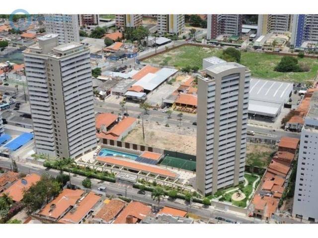 Apartamento com 3 dormitórios à venda, 115 m² por R$ 585.000 - Cocó - Fortaleza/CE - Foto 7