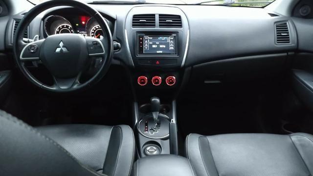 Único Dono ASX 2.0 AWD 4x4 Branca 2014 Particular Impecável Manual Chave Reserva Placa I - Foto 7