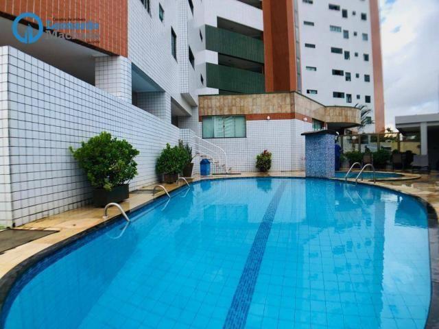 Apartamento com 3 dormitórios à venda, 153 m² por R$ 620.000 - Engenheiro Luciano Cavalcan - Foto 3