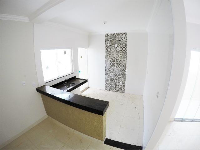 VN215 - Casa Nova com Fino acabamento no Bairro Novo Mundo - Vida Nova - Foto 15