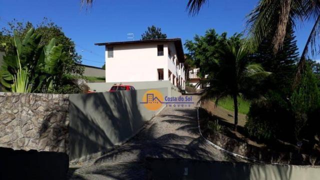 Pousada com 22 dormitórios à venda, 20289 m² por r$ 3.800.000 - mar do norte - rio das ost - Foto 7