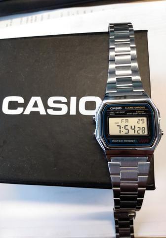 d5041c812bd Relógio casio - Prata - Bijouterias