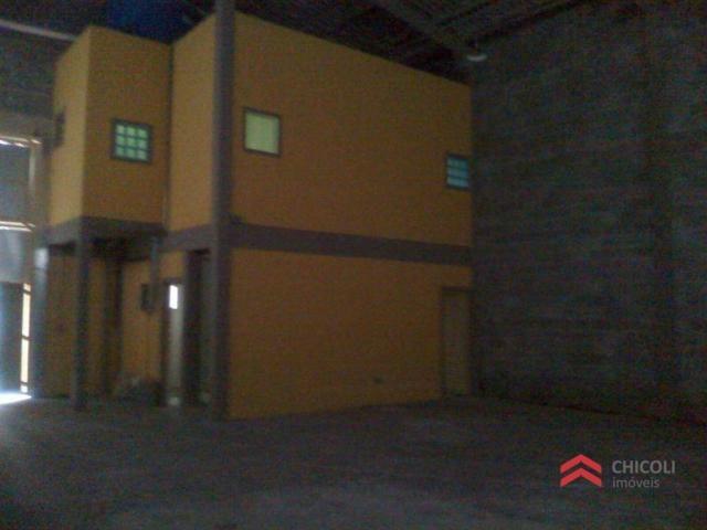 Galpão comercial à venda, residencial oásis, vargem grande paulista. - Foto 19
