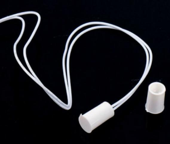 COD-CP233 Kit 2Pares Sensor Magnético Com Fio Alarme Portas E Janelas Arduino Automaçã - Foto 3
