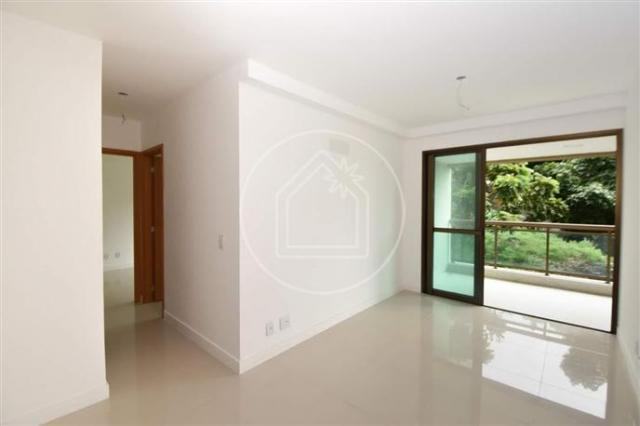 Apartamento à venda com 2 dormitórios em Rio comprido, Rio de janeiro cod:847480 - Foto 3