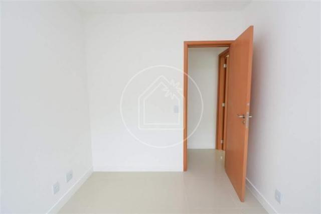 Apartamento à venda com 2 dormitórios em Rio comprido, Rio de janeiro cod:847480 - Foto 8