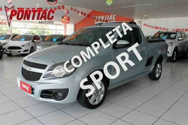 Gm - Chevrolet Montana Sport 1.4 2013