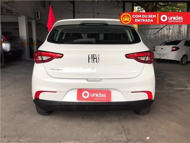 Fiat Argo Drive 1.0 Branco 4 portas completo km Baixa - Foto 6