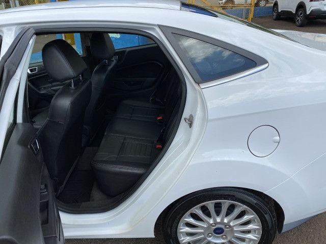 New Fiesta Sedan Titanium 1.6 AT 2014/2014 - Foto 5