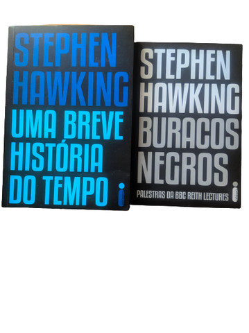 Kit livros Stephen Hawking - Foto 2