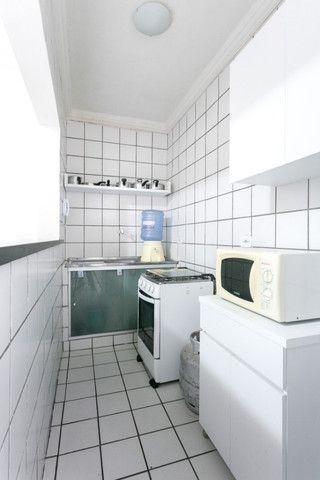 Apartamento 03B, mobiliado, sala e quarto, com WI-FI, pertinho do Carrefour - lindo - Foto 14