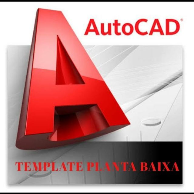 Template AutoCAD
