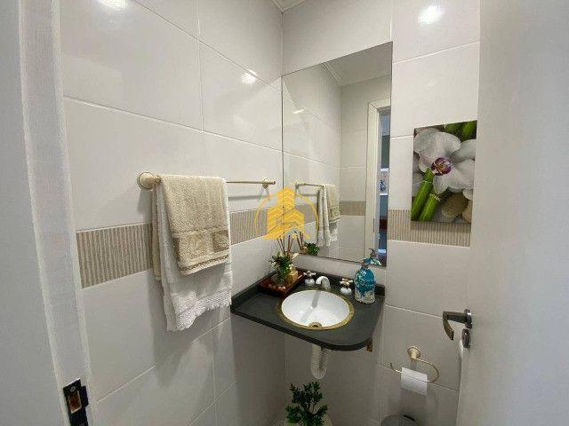 Apartamento com 3 suítes localizado no Balneário do Estreito, em Florianópolis - Foto 17