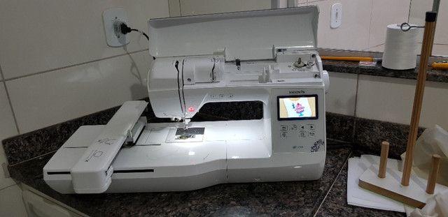 Máquina borda brodher modelo 1430 - Foto 2