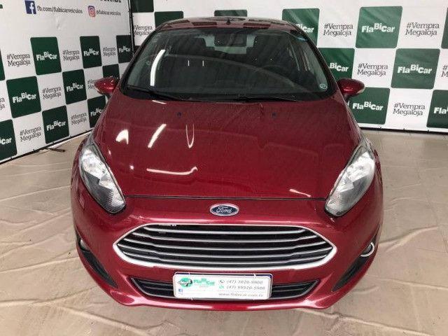 New Fiesta 1.6 SEL Automatico 16V 2017 - Foto 2