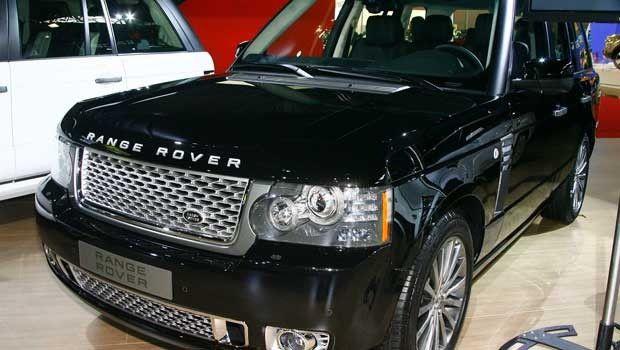 Sucata Range Rover Vogue Para Vendas de Peças - Foto 9