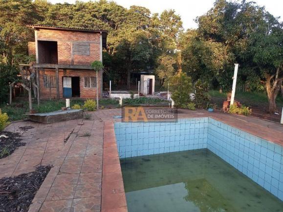 Chácara com 2 dormitórios à venda, 10000 m² por R$ 750.000,00 - Loteamento Porto Dourado - - Foto 5