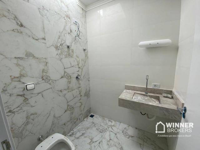 Casa com 3 dormitórios à venda, 105 m² por R$ 480.000,00 - Jardim Real - Maringá/PR - Foto 9