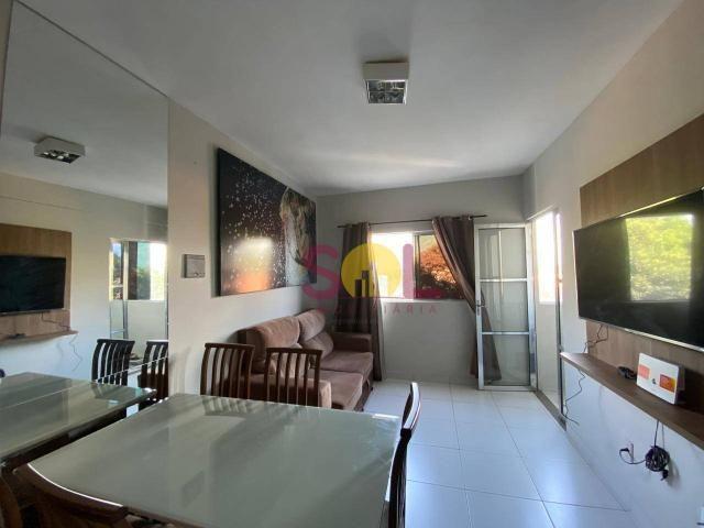 Apartamento à venda, 57 m² por R$ 169.000,00 - Uruguai - Teresina/PI - Foto 12