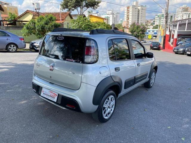 Fiat Uno Way 1.0 8V (Flex) 4p - Foto 8