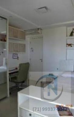 Apartamento para Venda em Salvador, Patamares, 4 dormitórios, 4 suítes, 5 banheiros, 4 vag - Foto 14