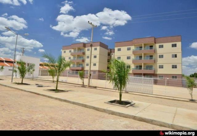 Apartamento com 2 dormitórios para alugar, 49 m² por R$ 928,00 - Mateuzinho - Timon/MA - Foto 3
