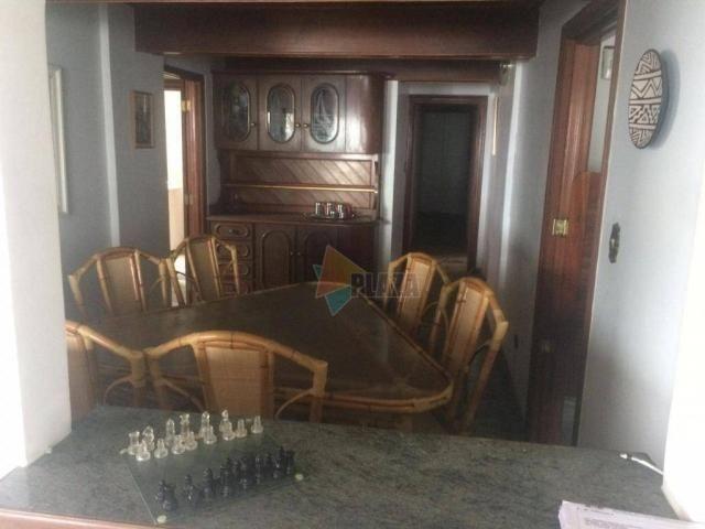 Apartamento para alugar, 210 m² por R$ 3.500,00/mês - Tupi - Praia Grande/SP - Foto 6