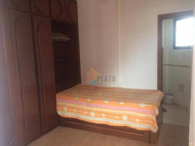 Apartamento para alugar, 210 m² por R$ 3.500,00/mês - Tupi - Praia Grande/SP - Foto 11