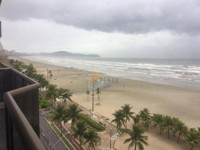 Apartamento para alugar, 210 m² por R$ 3.500,00/mês - Tupi - Praia Grande/SP - Foto 2
