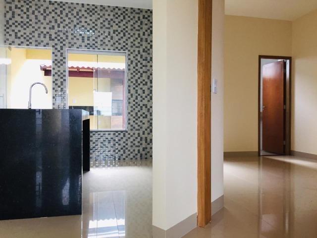 Casa 3 Quartos, 1 Suite, Quiosque+Churrasqueira - Jardim Fonte Nova - Foto 6