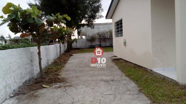 Casa com 3 dormitórios à venda, 85 m² por R$ 160.000,00 - Zona Nova Norte - Balneário Arro - Foto 5