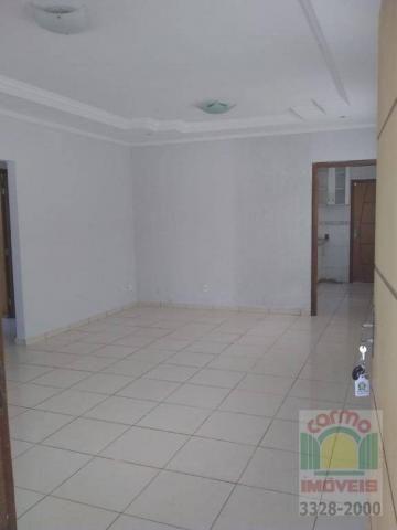 Casa com 3 dormitórios para alugar, 132 m² por R$ 1.600,00/mês - Parque Brasília 2ª Etapa  - Foto 3