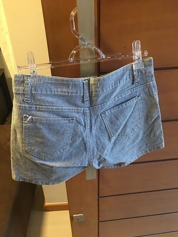 Shorts azul bebê - Foto 2
