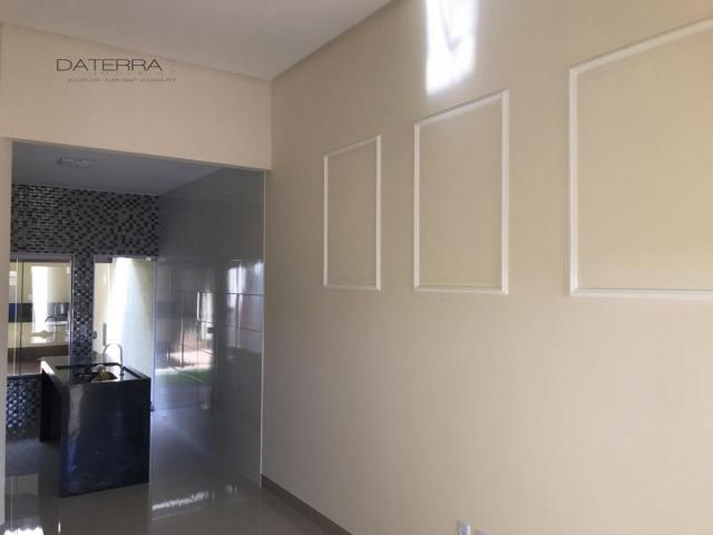 Casa à venda com 3 dormitórios em Jardim fonte nova, Goiânia cod:266 - Foto 6