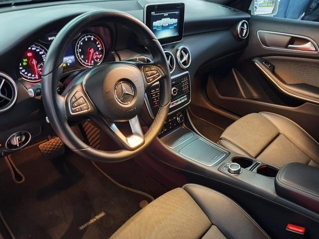 M-Benz A200 FF 1.6 Turbo Flex Impecável - Foto 6